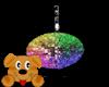 !A! Neon Disco Ball