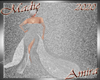 !a Amira Gown Silver V1