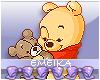 Lovable Pooh Bear