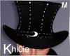 K sexy warlock Hat  M