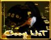 Coogi hat BLK&GOLD