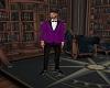 Purple Full Suit