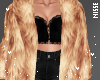 n| Faux Fur Gold