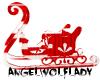 [A]Animated Santa Sleigh