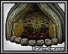 Elf Woodland Fireplace