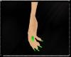 St. Patrick Vixen Nails