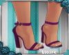 e purple Heels