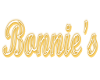 (1M) Bonnie Sign