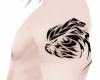 Des's Shoulder Tattoo