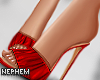 NP. Tiffany Red Heels