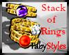 Ring Stack Set