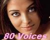 80 Spanish Voices