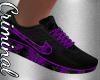Matrix Purple Shoes