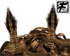 ~F~ Queen Giraffe Horns