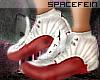 SF™ Jordan12 Red/White