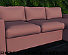 Salmon Pink Sectional