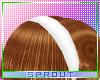 ⓢ Headband - Snow