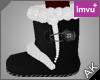 ~AK~ Winter Boots: Black