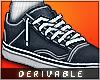 🛒 (M) Skate Low Tops