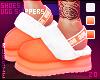 в. Fur Slippers Spice