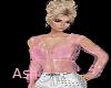 Sexy Shoulders Pink