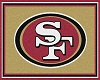 San Francisco 49ers Rug