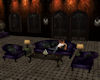 !Halloween Sofa Set