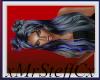 Mashia grey blue streak