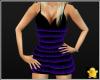 C2i Mini Dress Purple