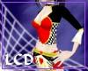 Queen of Hearts Top