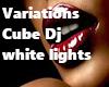 Variations Dj Light cube
