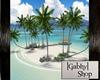 Caribean beach Island