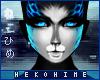 [HIME] Bea Blue Peacock