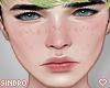 皮膚. Akira Freckles.