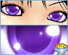 ~R~ Anime Doll Eyes Purp