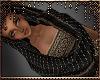 [Ry] Inara dupatta black