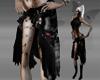 Drow Elven Skull Skirt