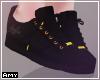 ! Black cute sneakers