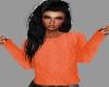 [BRI]Cozy Sweater Orange