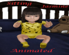 Jasmine yellow sit/anima