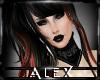 AX*Balei Black Red