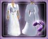 !VM Elegant White Gown