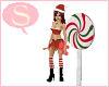 S. Lollipop Minty Swirl