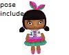 Doc Mcstuffin Glam Doll