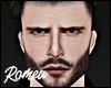 Lucifer Mustache Rose MH