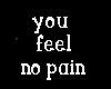 * Marley feel no pain