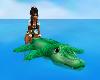 ~B.D~CrocodileFloat~