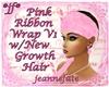*jf* Pink Ribbon Wrap V1