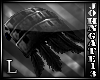 Samurai Guard Blk -L-