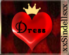 *TB*Queen of hearts Gown